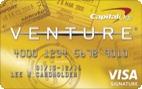 Capital One&#174; VentureOne<sup>SM</sup> Rewards Credit Card