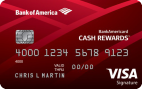 Apply online for BankAmericard Cash Rewards™ Credit Card