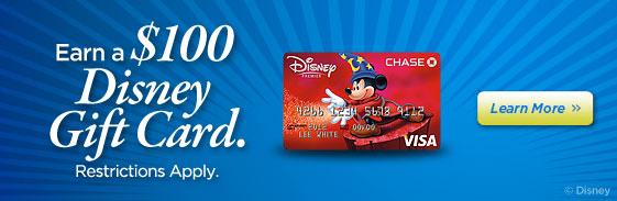 Disney's Premier Visa® Card