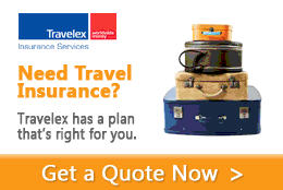 Get premium travel insurance with Travelex Insurance, the leader in customer service!