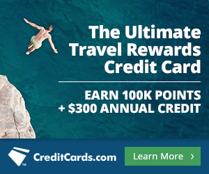 Rewards Credit Cards