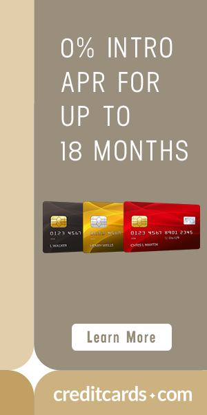 0% APR Credit Cards