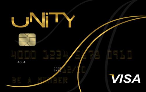 UNITY® Visa Secured Credit Card