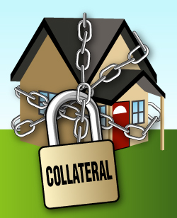 house-as-collateral