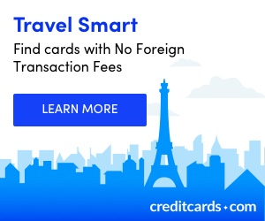 No Foreign Transaction Fee