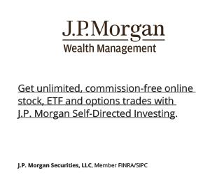 J.P. Morgan Self-Directed Investing