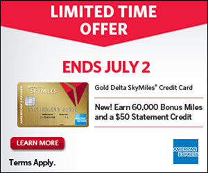 Delta Gold American Express