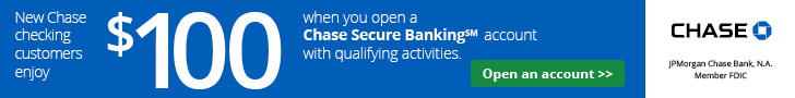 Chase Secure Banking