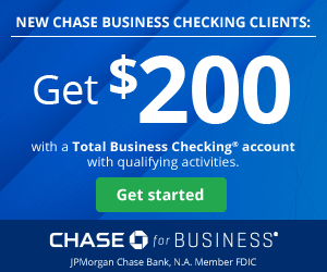 Chase Bank Promotions: Up to $350 for New Checking & Savings