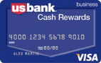 U.S. Bank FlexPerks® Business Cash Rewards Visa® Card