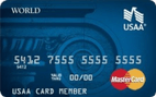 USAA Cash Rewards® World MasterCard®