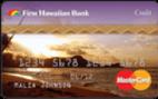 First Hawaiian Heritage Credit Card