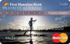Priority Rewards℠ Credit Card