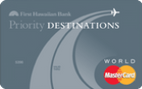 Priority Destinations® World MasterCard®
