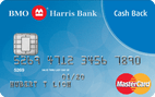 BMO Harris Bank Cash Back MasterCard®