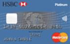 HSBC Platinum MasterCard®