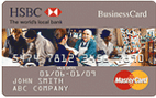 HSBC MasterCard BusinessCard® Card