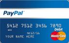 PayPal™ Prepaid MasterCard® Card Signup