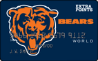 Chicago Bears Extra Points Credit Card