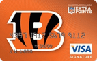 Cincinnati Bengals Extra Points Credit Card