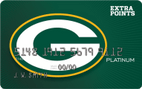 Green Bay Packers Extra Points Credit Card