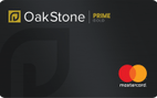 Oakstone Gold Secured Mastercard®
