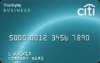 CitiBusiness ThankYou® Card