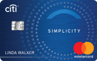 Citi Simplicity<sup>&reg;</sup> Card - No Late Fees Ever