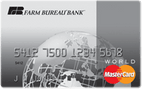 Farm Bureau Bank World MasterCard® Rewards