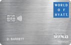 The World Of Hyatt Credit Card