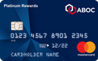 ABOC Platinum Rewards Mastercard®