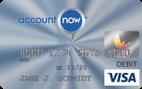 AccountNow® Prepaid Visa® Card
