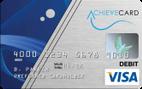 AchieveCard Visa® Prepaid Card Card Signup