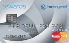 Barclaycard Rewards MasterCard® Review