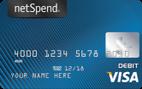 Blue NetSpend® Visa® Prepaid Card Card Signup