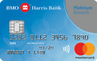 BMO Harris Bank Platinum Rewards Mastercard®