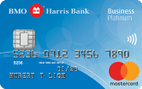 BMO Harris Bank Business Platinum Mastercard® Credit Card