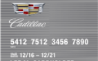 Cadillac BuyPower Card from Capital One®