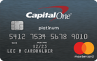 Capital One? Platinum Credit Card
