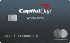 Capital One® Premier Dining Rewards Credit Card