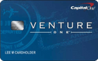 Capital One&#174; VentureOne<sup>SM</sup> Rewards Credit Card