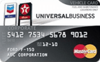 Chevron and Texaco Universal Business MasterCard®