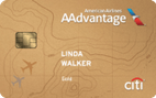 Citi® / AAdvantage® Gold World Elite™ Mastercard®