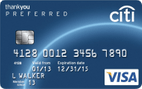 citi thankyou preferred card 102113 Hilton Hhonors Visa Card