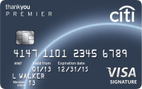 citi thankyou premier 103013 Citi Apply Now ThankYou® Card Invitation