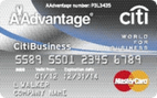 citibusiness aadvantage world mastercard 62513 Hilton Hhonors Visa Card