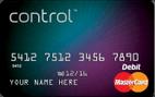 Control™ Prepaid MasterCard® Card Signup