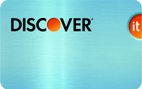 Discover it® for Students with $20 Cashback Bonus