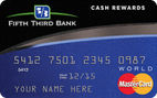 Fifth Third Bank Cash Rewards MasterCard®