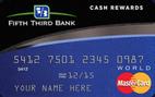 Fifth Third Bank Cash Rewards MasterCard®